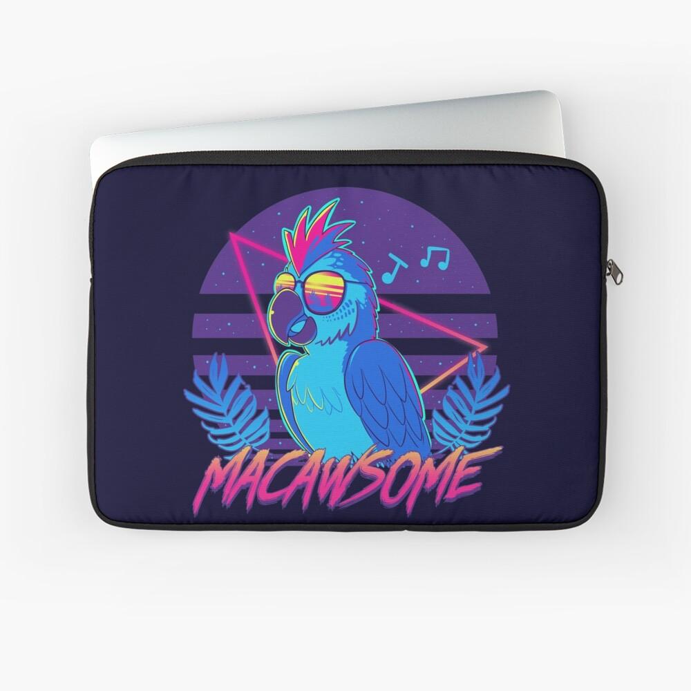Macawsome Laptop Sleeve