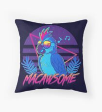 Macawsome Floor Pillow