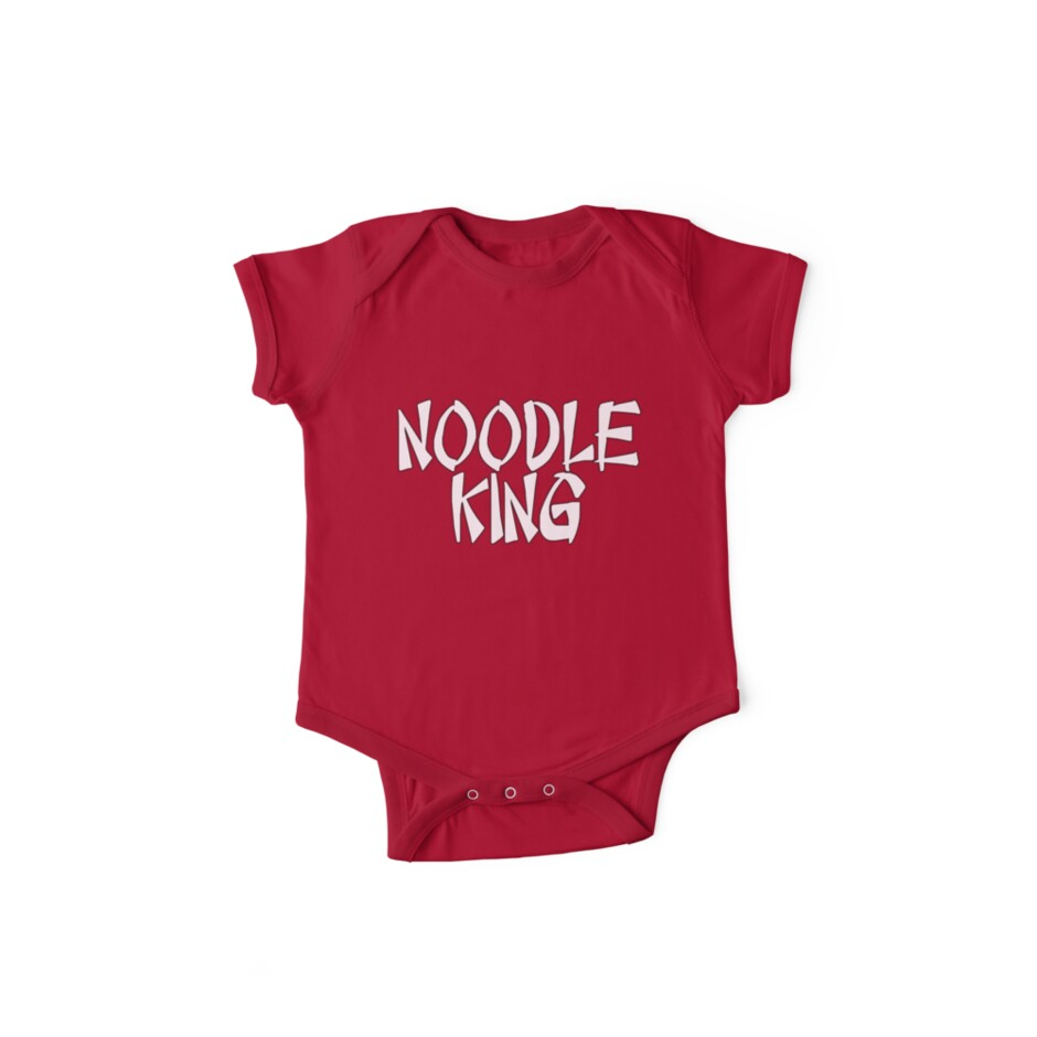 Noodle King by Chillee Wilson by ChilleeWilson