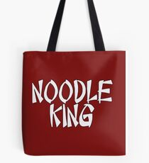 Noodle King by Chillee Wilson Tote Bag