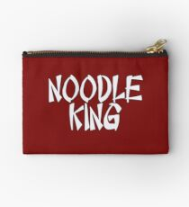 Noodle King by Chillee Wilson Studio Pouch