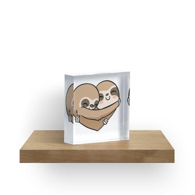 Sloth  Heart von miszasta