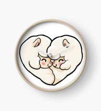 Reloj Corazon de alpaca