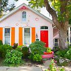 Buffalo's Garden Walk - The Bubble House by Marilyn Cornwell