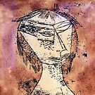 The Saint of the Inner Light, Paul Klee by fourretout