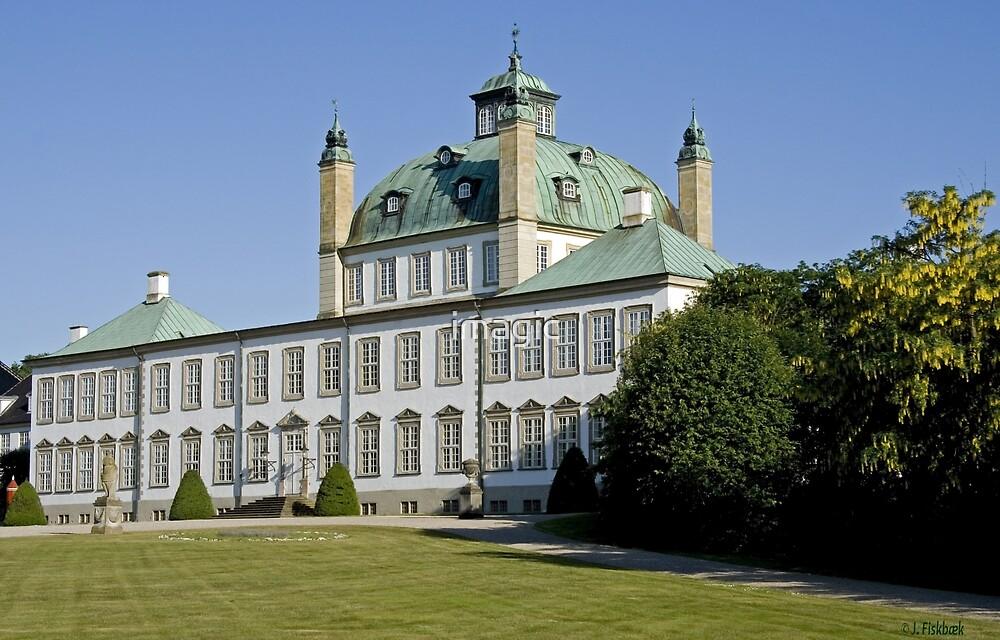 Fredensborg Castle by imagic