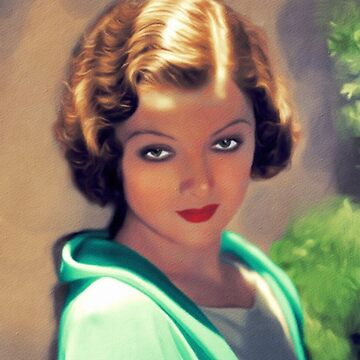 Myrna Loy, Vintage Hollywood Actress by SerpentFilms