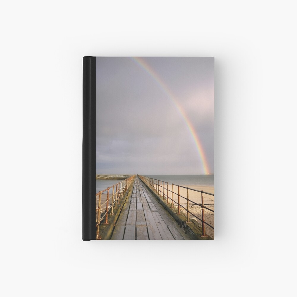 rainbow Hardcover Journal