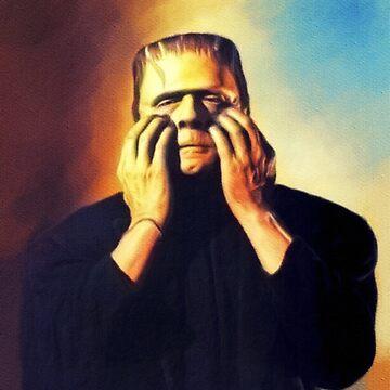 Bela Lugois as Frankenstein by SerpentFilms
