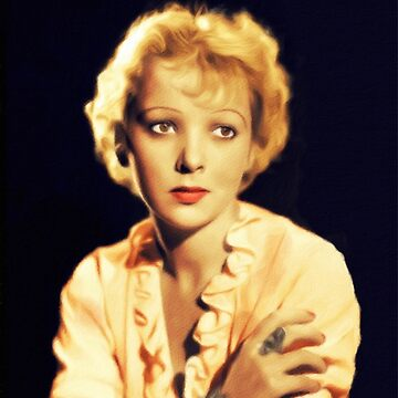 Ida Lupino, Vintage Actress by SerpentFilms
