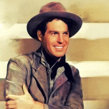 Fred MacMurray, Vintage Actor by SerpentFilms