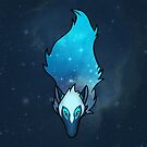 Cosmic Wolf by DeguArts