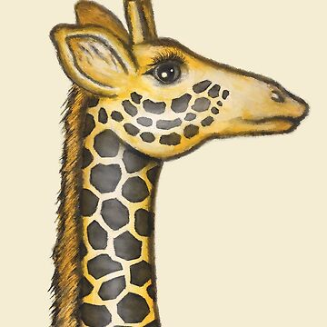 Girafe Head by Sunflow