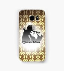 #SherlockLives Samsung Galaxy Case/Skin