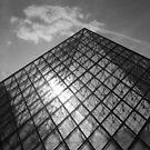 Le Louvre by Anca  Reichlmair
