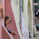 Old Woman -Romania- by Anca  Reichlmair