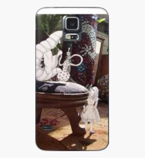 Alice and the Caterpillar Case/Skin for Samsung Galaxy