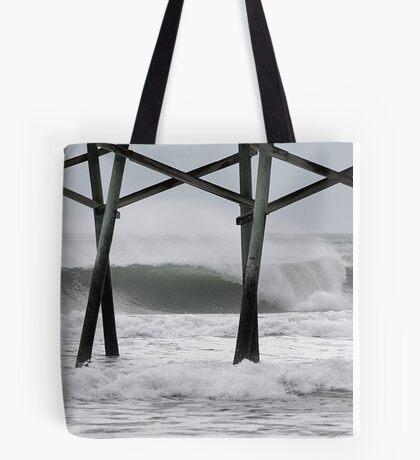 Pier Peak Tote Bag