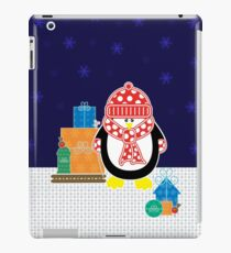 Presents From Penguin iPad Case/Skin