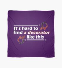 Hard to Find a Decorator Like This Scarf
