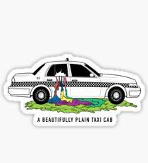 Pegatina Taxi de veintiún pilotos