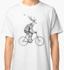 Even a Gentleman rides Classic T-Shirt