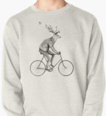 Even a Gentleman rides Pullover