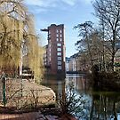 The River Foss by John (Mike)  Dobson