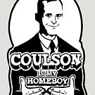 Coulson is My Homeboy by pantsdesign