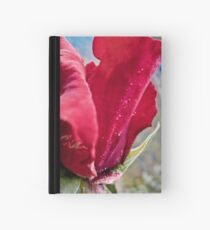 Rose Hardcover Journal