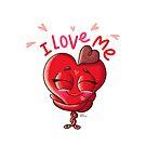 I Love Me by orichalbaud