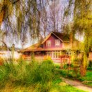 Port Moody Train Station Museum by Tracy Riddell