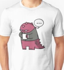 Funny Business Dinosaur Unisex T-Shirt