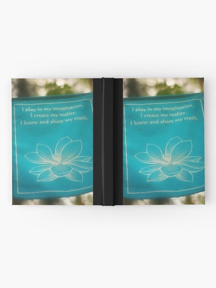 Alternate view of Imagination Affirmation Hardcover Journal