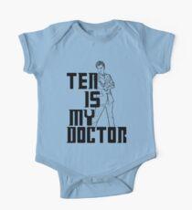 ten is my doctor Kids Clothes