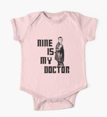 nine is my doctor One Piece - Short Sleeve