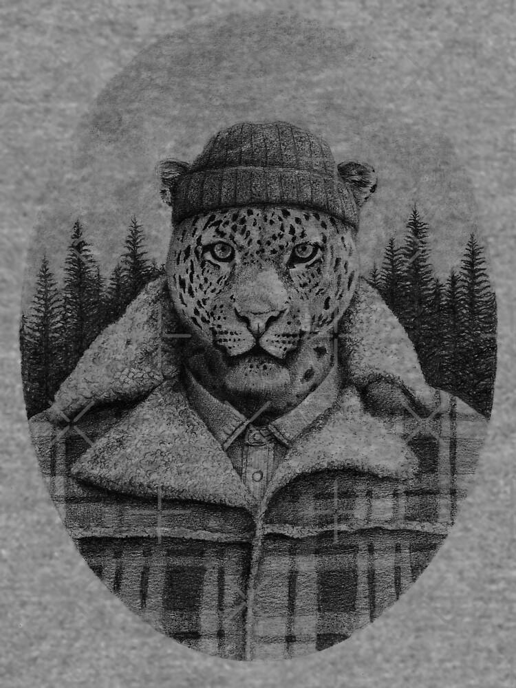 Lumberjack by mikekoubou