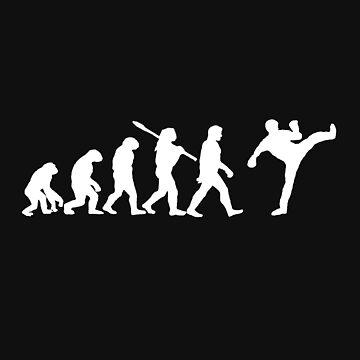 Kickboxer Evolution Pointfighter Kids Men Women by Tengelmaker