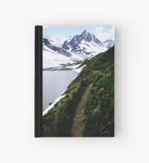 at the end of this valley, her voice will thunder Hardcover Journal