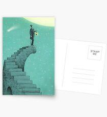 Moon Steps Postcards