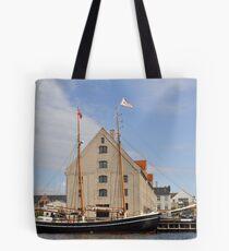 Tallship Tote Bag