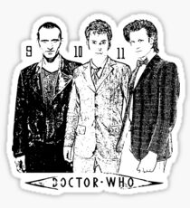 doctors Sticker