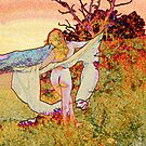 Art girl by joseph Angilella AUQUIER