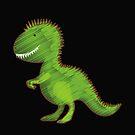 Baby Saurus T Rex by RollingStore .