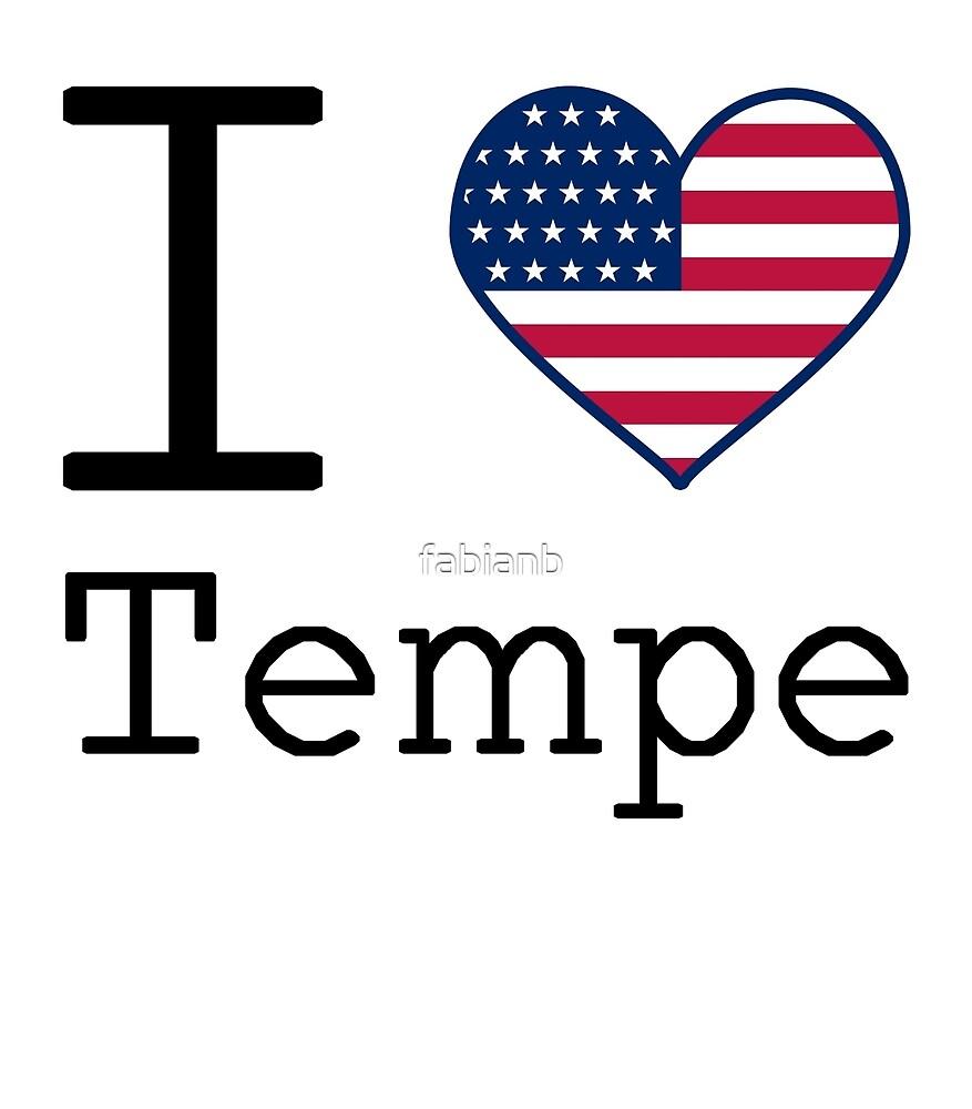 I love Tempe by fabianb