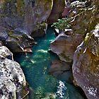 Sunrift Gorge (view larger) by Nancy Richard