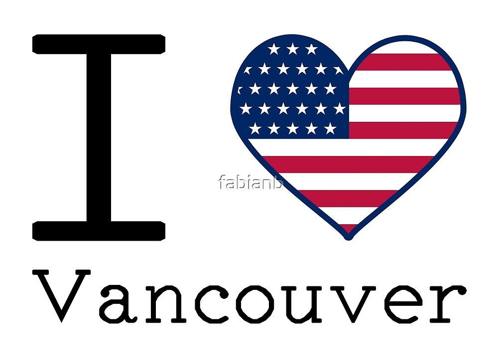 I love Vancouver by fabianb