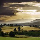 Cumbrian Evening by RodneyCleasby