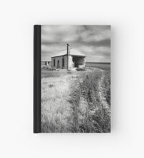 Bowhill House Ruin, South Australia Hardcover Journal