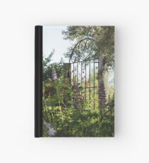 Garden Gate of the Heart Hardcover Journal